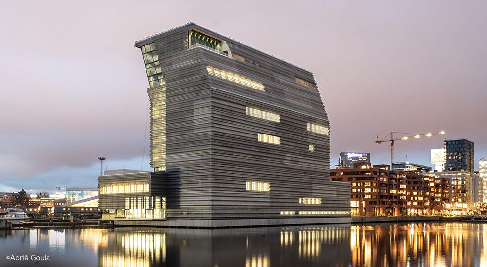 LifTe 北欧の暮らし ムンク 美術館 オープン オスロ Munch 観光スポット