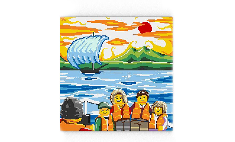 LifTe 北欧の暮らし デンマーク レゴ レゴ®ストアあみ店 あみプレミアム・アウトレット 茨木県霞ケ浦 帆引き船