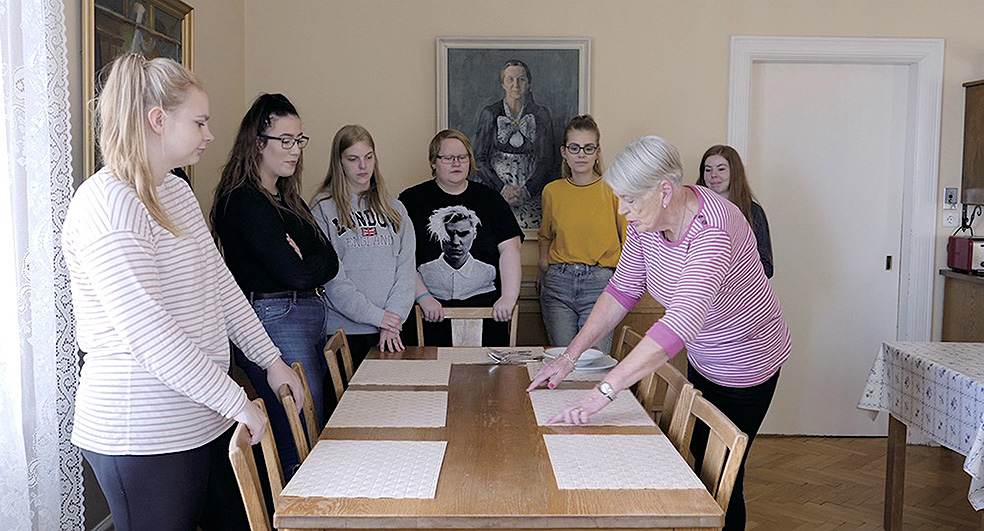 LifTe 北欧の暮らし アイスランド 映画 主婦の学校 男女平等 ジェンダー SDGS